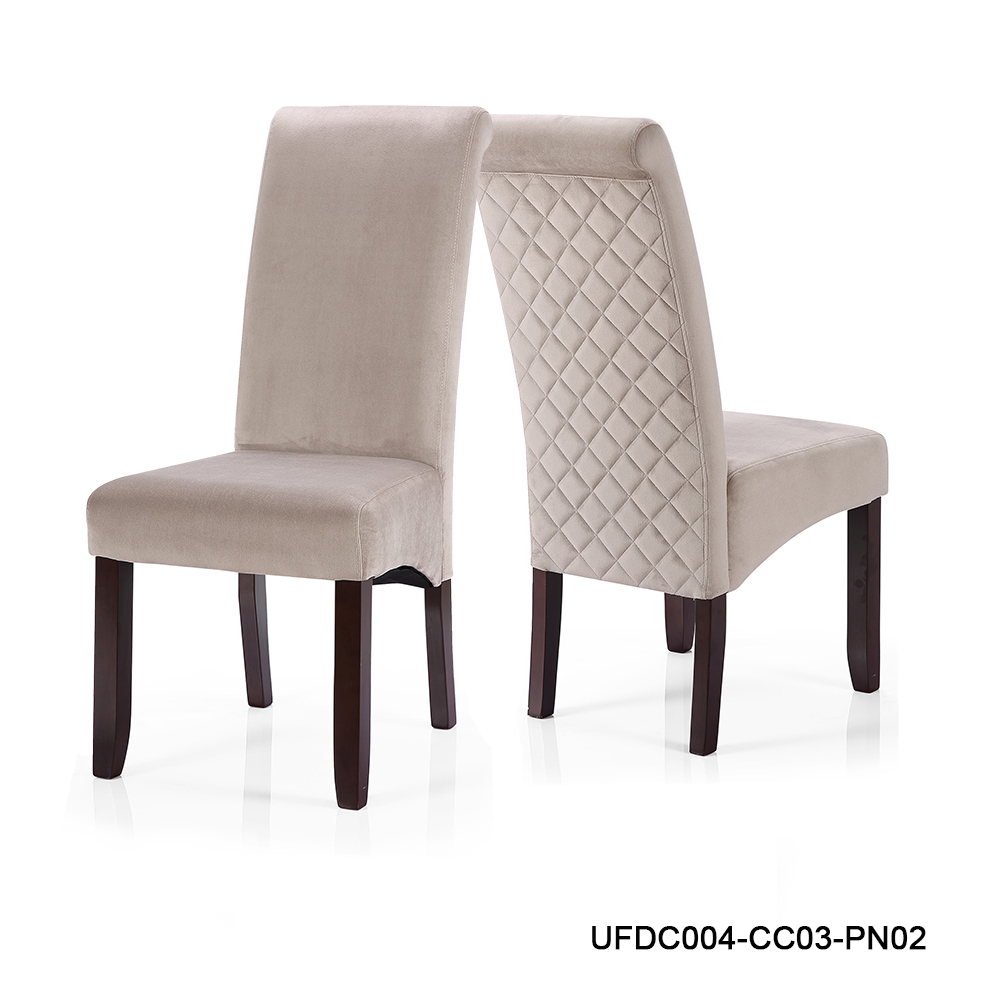 Katherine Dining Chair Diamond Stitched back