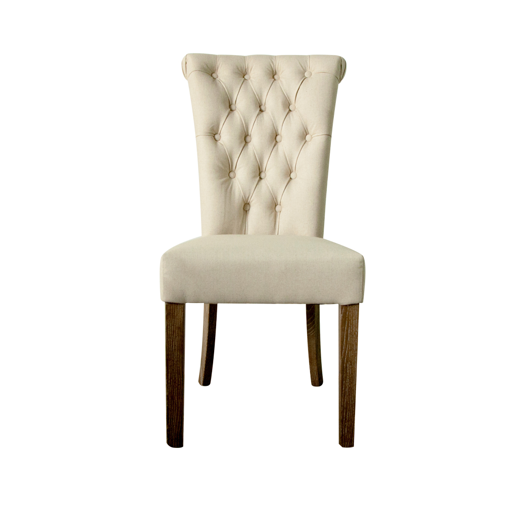 Jaquces Roll Back Dining Chair