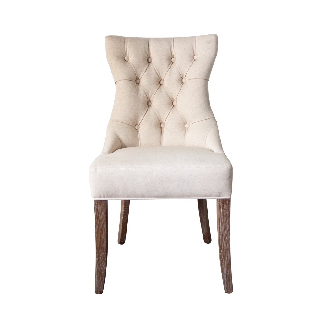 Clara Button Back Dining Chair