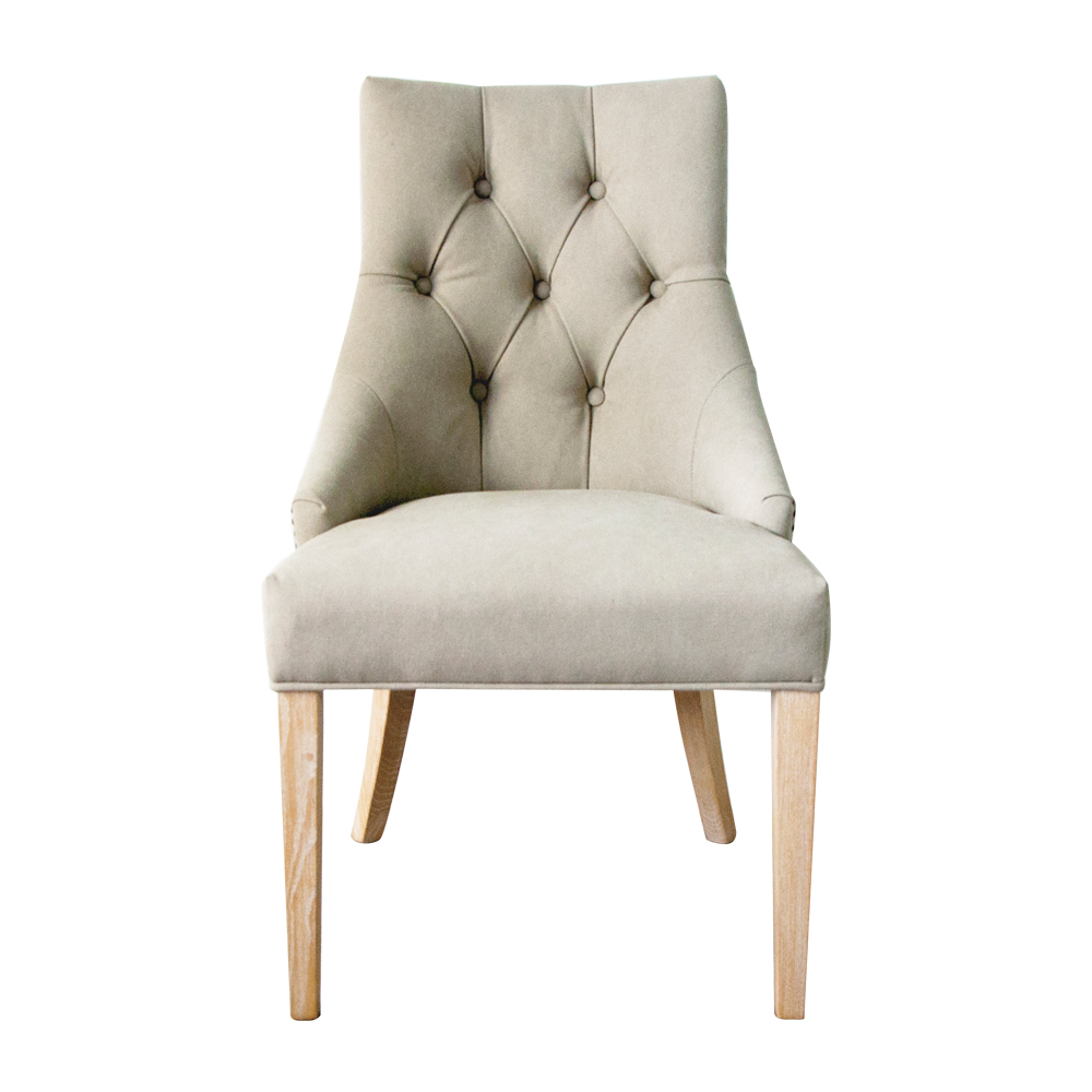 Cadence Button Back Dining Chair