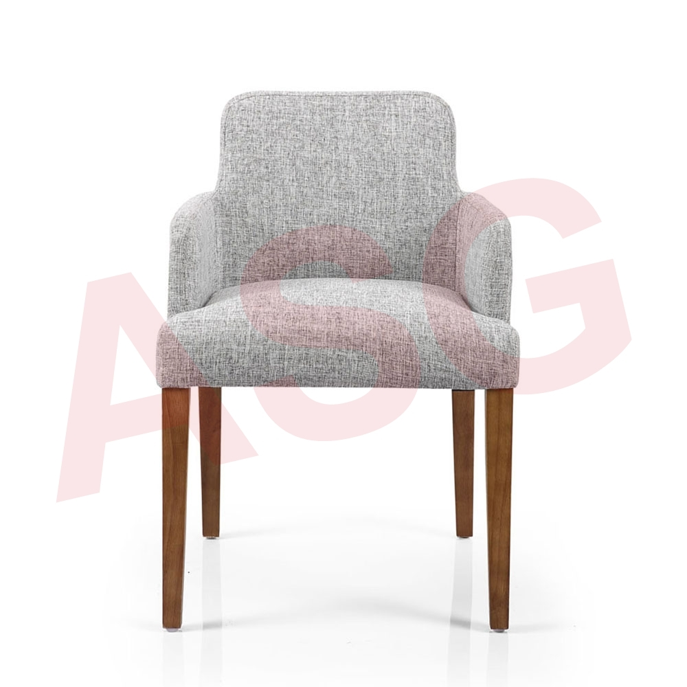 Stevie Dining Chair-Light Grey