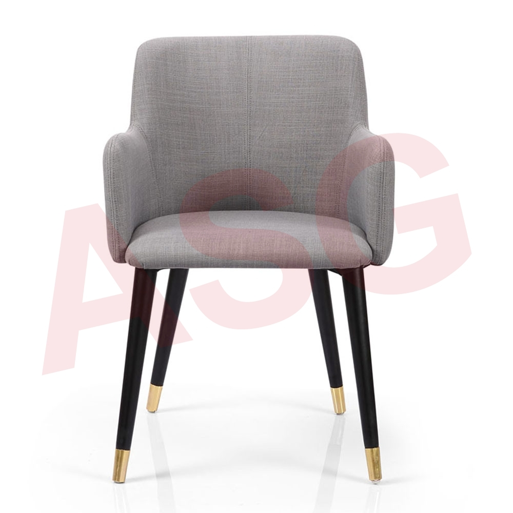 Shaun Dining Chair -Steel