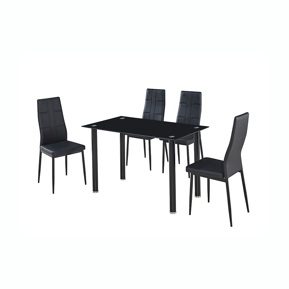 Sade Dining Table & Chairs Set