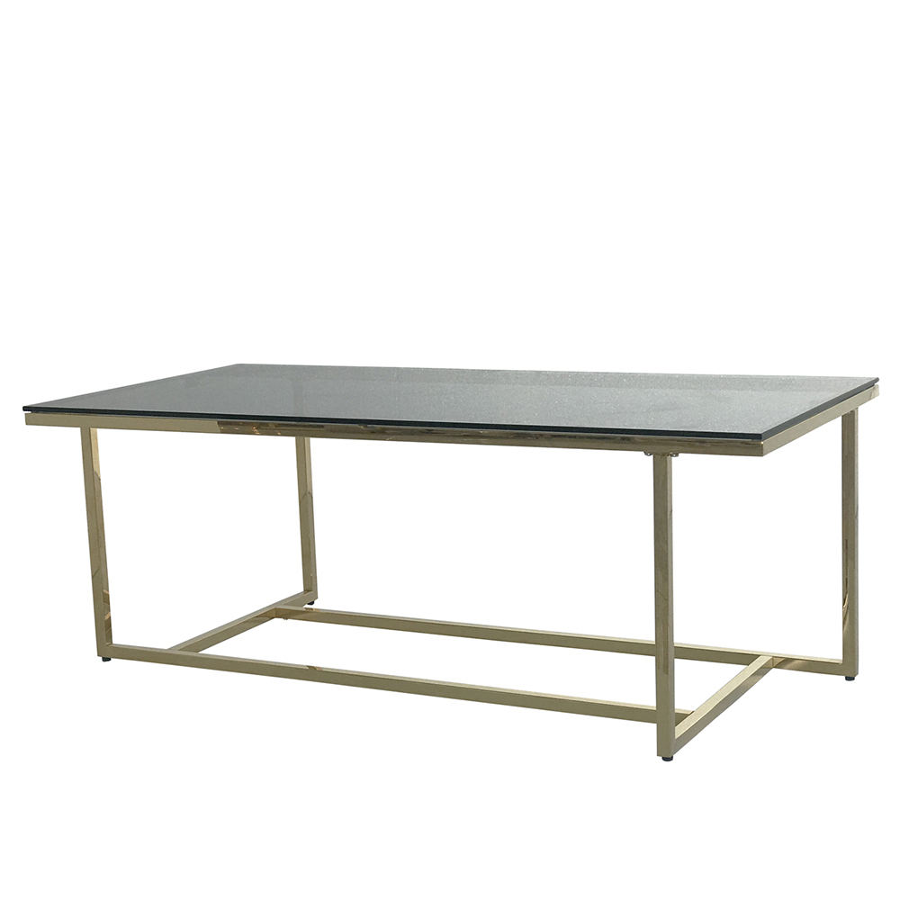 Eclipse Range Coffee Table Gold